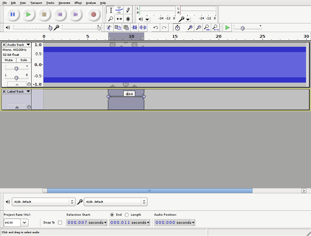 Audacity Source Forge Net
